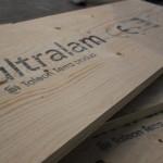 """""""Ultralam-R"""" sluoksniuotojo lukšto tašai (LVL) laikančiosioms konstrukcijoms"""